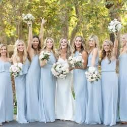 wedding dress me best 25 light blue bridesmaids ideas on light blue bridesmaid dresses blue