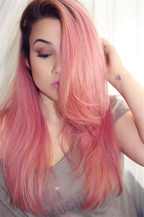 In Hair by Pink Hairstyles Images And Tutorials The