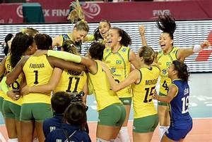 Brazil Win FIVB Volleyball Grand Prix in Tokyo | The Rio Times