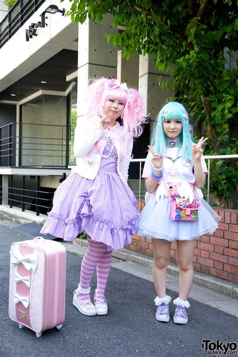 harajuku fashion walk 10 street snaps
