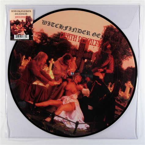 Witchfinder General  Death Penalty Record Store Day 2017