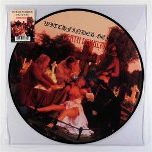 Witchfinder General - Death Penalty Record Store Day 2017 ...