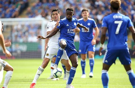 Wolves Vs Leicester City 2018