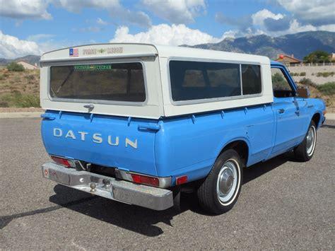 1974 Datsun Truck by Original Arizona Truck 1974 Datsun 620