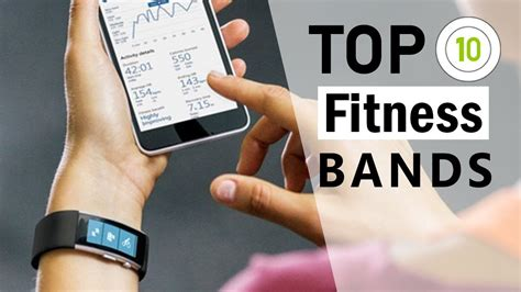 Top 10 Latest Fitness Tracker Bands I Best Smart Bands