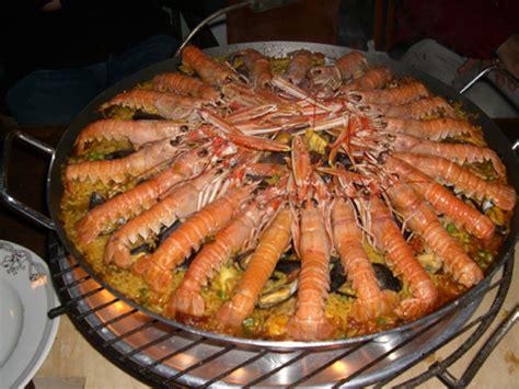 recette cuisine barbecue gaz paëlla le plat typique espagnol la recette