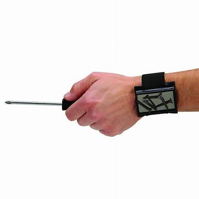 Magnetic Wristband Wrist Holder Band Strap Tool