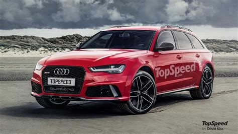 audi rs allroad top speed