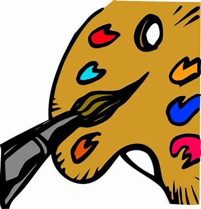 Artist Clipart Painting Clipartpanda Clip Paint Terms