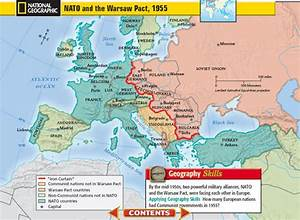 Lesson 3- NATO and Warsaw Pact - Mr. Armstrong's Classes
