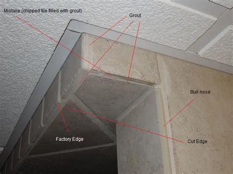 tiling inside corners wall outside corner tile shower quotes