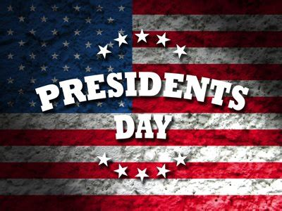 cojnet city office facilities closed presidents day