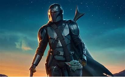 Mandalorian Season Trailer Poster