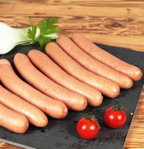 cuisiner des saucisses de strasbourg saucisses de strasbourg 4p 400gr choucrouterie meyer wagner