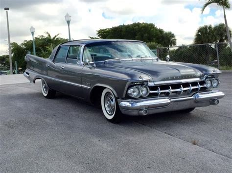 58 Chrysler Imperial by Classic Chrysler Imperial For Sale On Classiccars 58