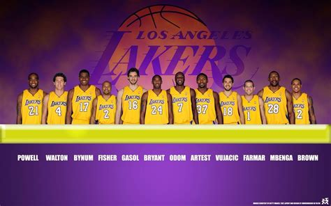 LA Lakers Wallpapers - Wallpaper Cave
