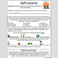 Empowered By Them Selfcontrol
