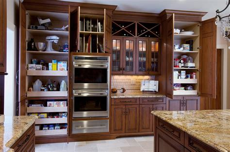 kitchen cabinet storage ideas closet organizing long