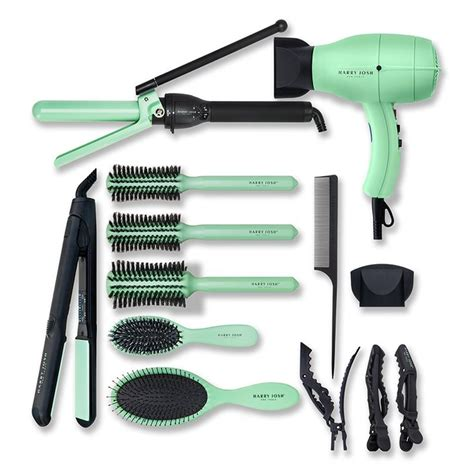 types of hair styling best 25 hair tools ideas on organize hair