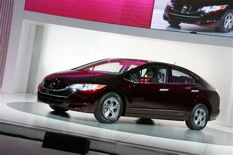 La 2007 2009 Honda Fcx Clarity Photo Gallery Autoblog