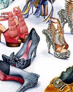 118 best Shoe design sketches images on Pinterest ...