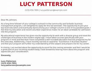 How To Write A Letter To A Recruiter Graduate School Cover Letter Examples Samples Templates