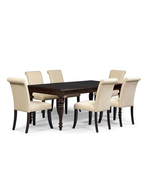 bradford dining room furniture 9 set table and 8