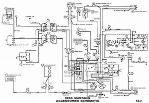 82 Ford Mustang Ignition Diagram