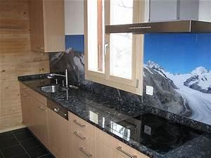 Küchenrückwand Glas Foto : panoramafoto k chenr ckwand aus glas ~ Michelbontemps.com Haus und Dekorationen