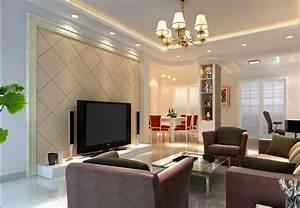 Modern living room lighting house