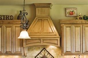 kitchen island range hoods vent burrows cabinets central builder direct custom cabinets
