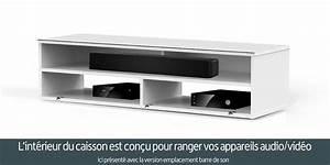 Meuble Tv Bois Foncé : meliconi firenze 120 bois fonc meubles tv meliconi sur ~ Teatrodelosmanantiales.com Idées de Décoration