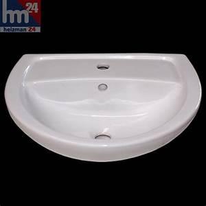 Waschtisch 50 X 40 : allia paris waschtisch 55 x 43 cm made by keramag 4255000 in alpinwei waschtisch bidet ~ Bigdaddyawards.com Haus und Dekorationen