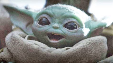 Baby Yoda Rides Shotgun In A New Poster For 'The ...