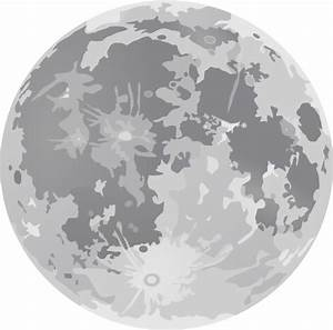 Full Moon clip art Free vector in Open office drawing svg ...