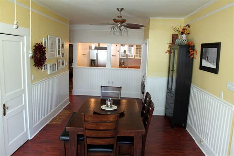 inside peek kate s dining room kitchen valspar room