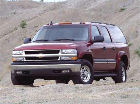 2002 Chevrolet Suburban by 2002 Chevrolet Suburban 2500 Models Trims Information
