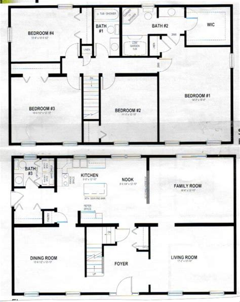marvelous house plans  story home decor  story