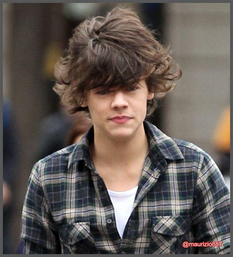 how to harry styles hair haircut tutorial hairstyle for 3554