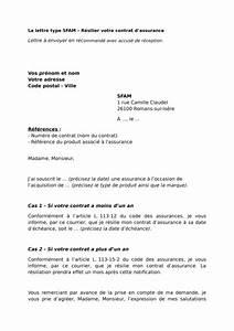 Litige Avec Assurance : litige avec la sfam comment r silier votre contrat d assurance lettre type ufc que choisir ~ Maxctalentgroup.com Avis de Voitures