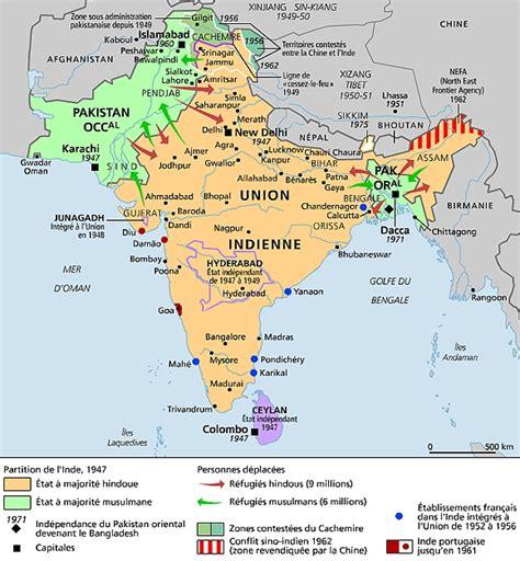 site cuisine indienne encyclopédie larousse en ligne l 39 indépendance et la partition de l 39 inde
