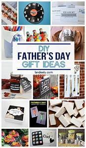 DIY Father's Day Gifts - landeelu.com