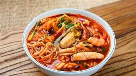 Resep masakan seafood korea jjampong. Resep Jjampong, Mie Seafood Pedas Khas Korea
