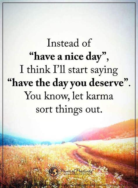 quotes  karma ideas  pinterest