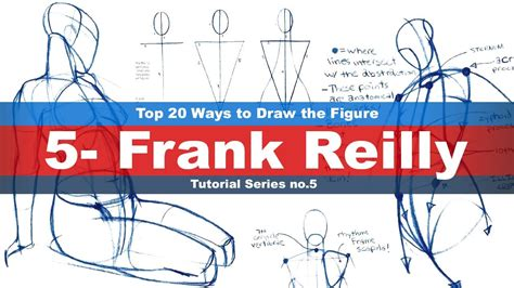 Top 20 Ways To Draw The Figure (5frank Reilly) Tutorial