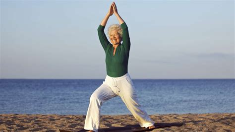 Unexpected Benefits Of Yoga For Women Over  Ee   Ee   Based On