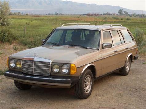 1984 mercedes benz 300cd turbo diesel deadclutch. 1983 Mercedes-Benz 300TD Turbo Diesel Wagon - Classic Mercedes-Benz 300-Series 1983 for sale