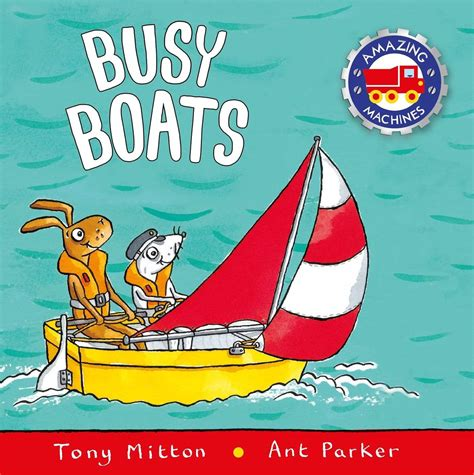 Booies For Boats by 10 Best Summer Vacation Books For The