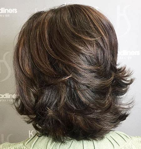 30 short layered hairstyles for thick hair short