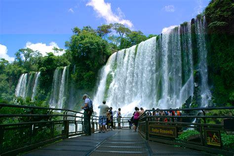 Excursion aux Chutes d Iguazu Voyages Tierra Latina